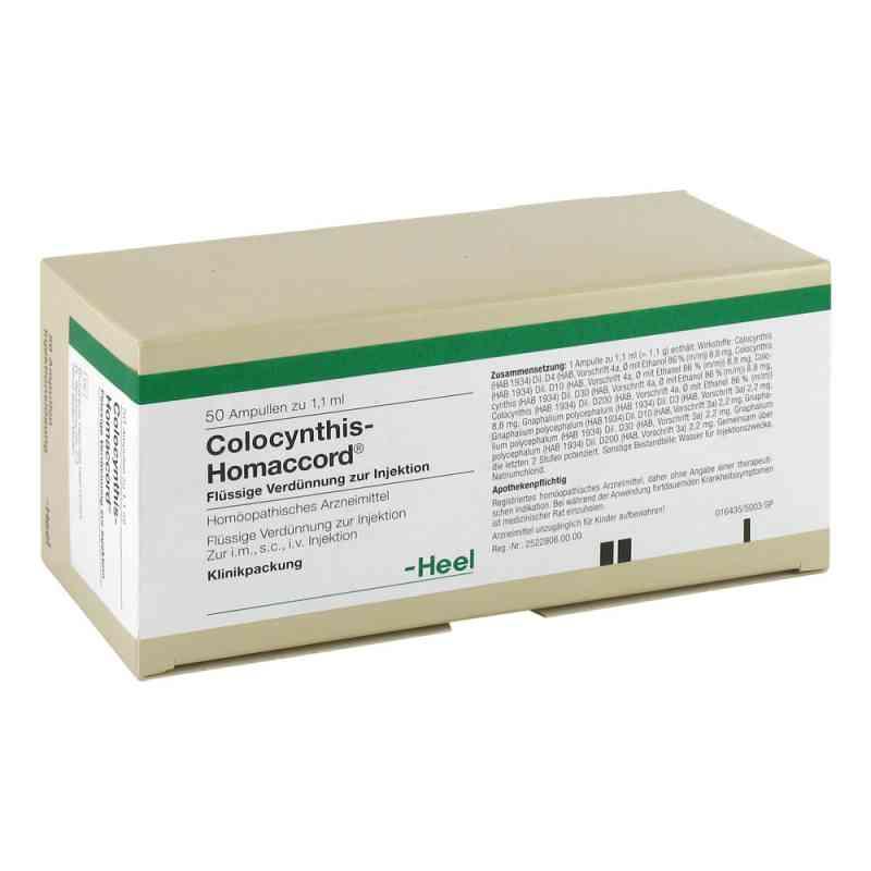 Colocynthis Homaccord Ampullen  bei deutscheinternetapotheke.de bestellen