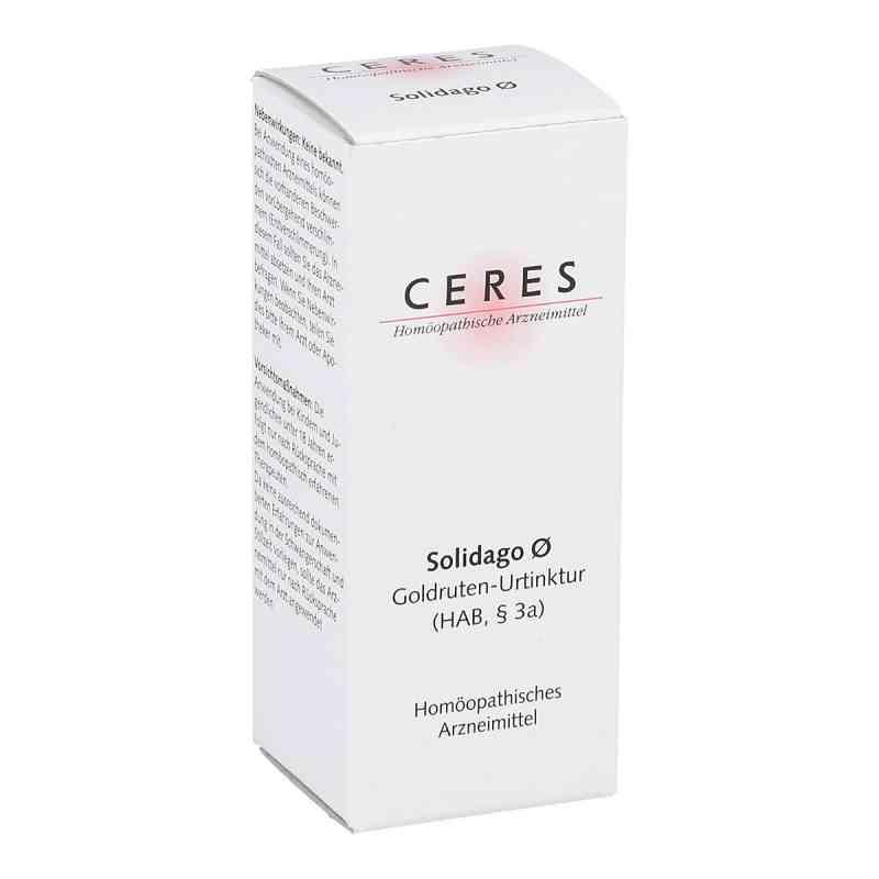 Ceres Solidago virgaurea Urtinktur  bei deutscheinternetapotheke.de bestellen