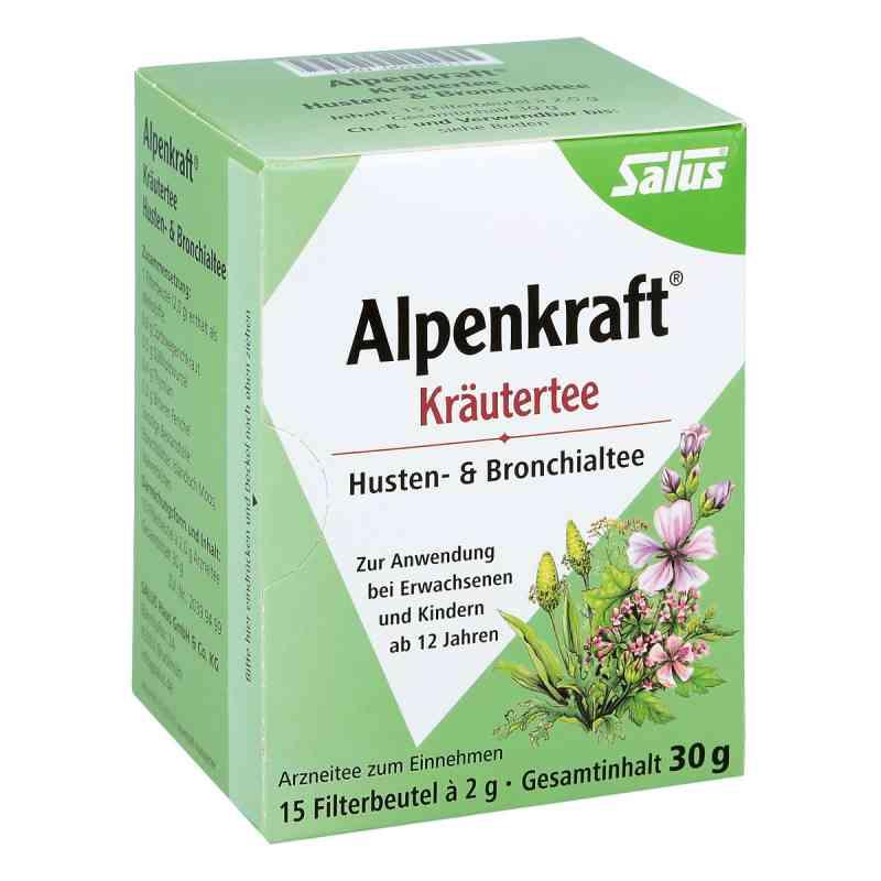 Alpenkraft Husten- und Bronchialtee Salus  bei deutscheinternetapotheke.de bestellen