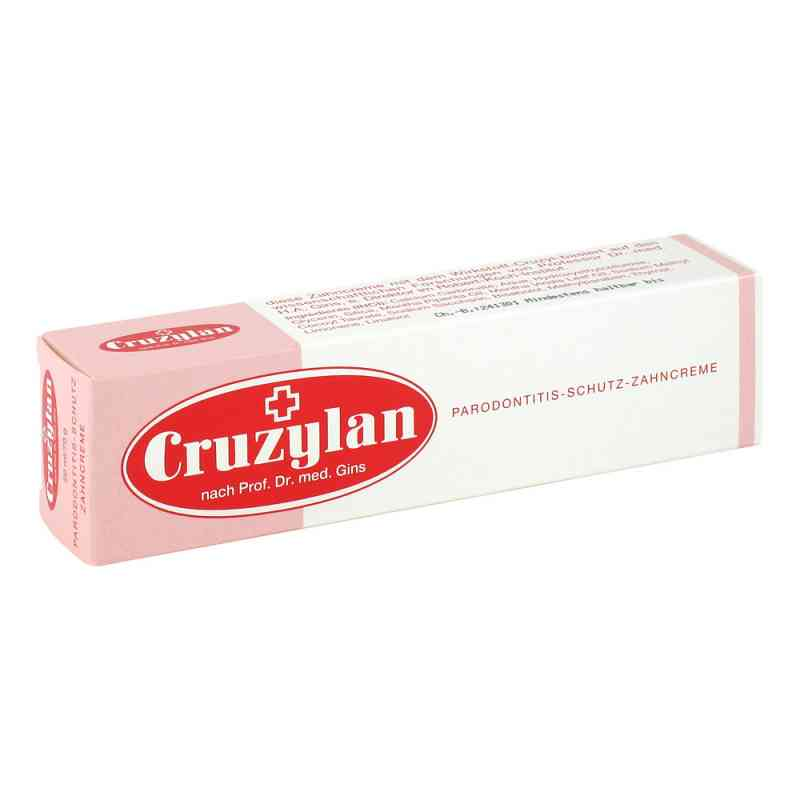 Cruzylan medius Zahnpasta  bei deutscheinternetapotheke.de bestellen