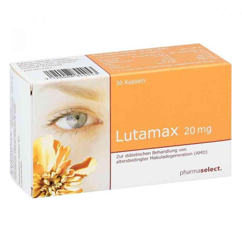 Lutamax 20 mg Kapseln  bei deutscheinternetapotheke.de bestellen