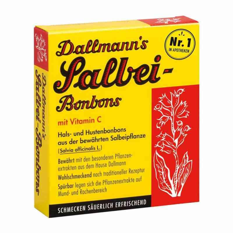 Dallmann's Salbeibonbons mit Vitamin C .  bei deutscheinternetapotheke.de bestellen