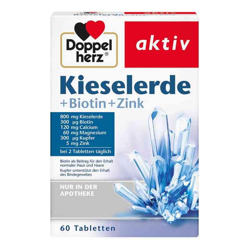 Doppelherz Kieselerde + Biotin Tabletten  bei deutscheinternetapotheke.de bestellen
