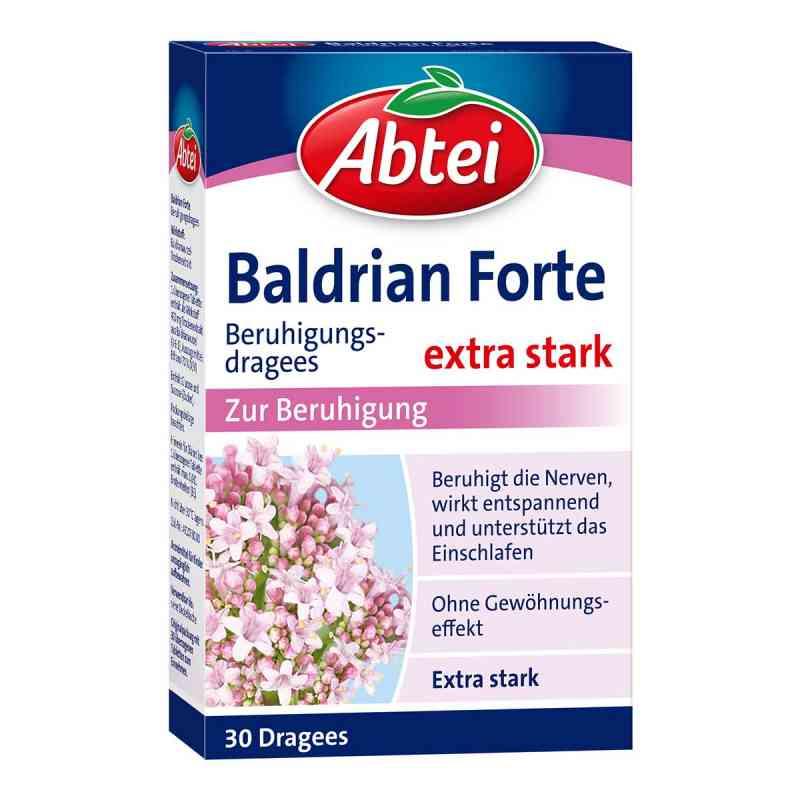 Abtei Baldrian forte Beruhigungsdragees  bei deutscheinternetapotheke.de bestellen
