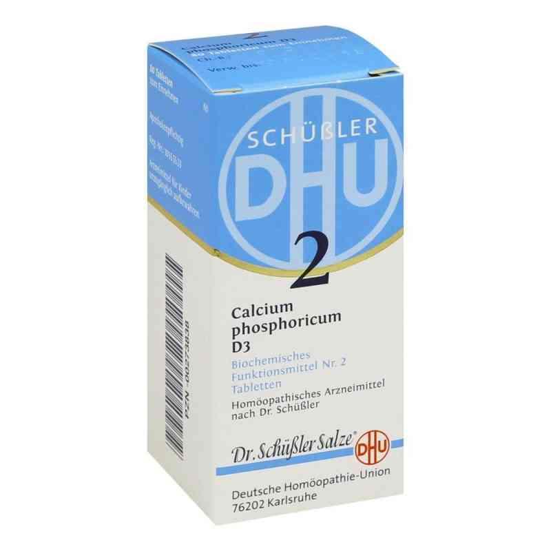 Biochemie Dhu 2 Calcium phosphorus D  3 Tabletten  bei deutscheinternetapotheke.de bestellen