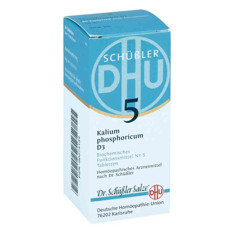 Biochemie Dhu 5 Kalium phosphorus D3 Tabletten  bei deutscheinternetapotheke.de bestellen