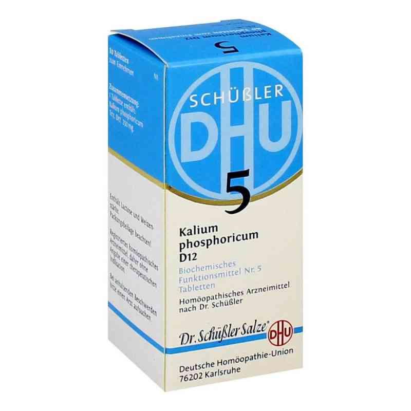 Biochemie Dhu 5 Kalium phosphorus D  12 Tabletten  bei deutscheinternetapotheke.de bestellen