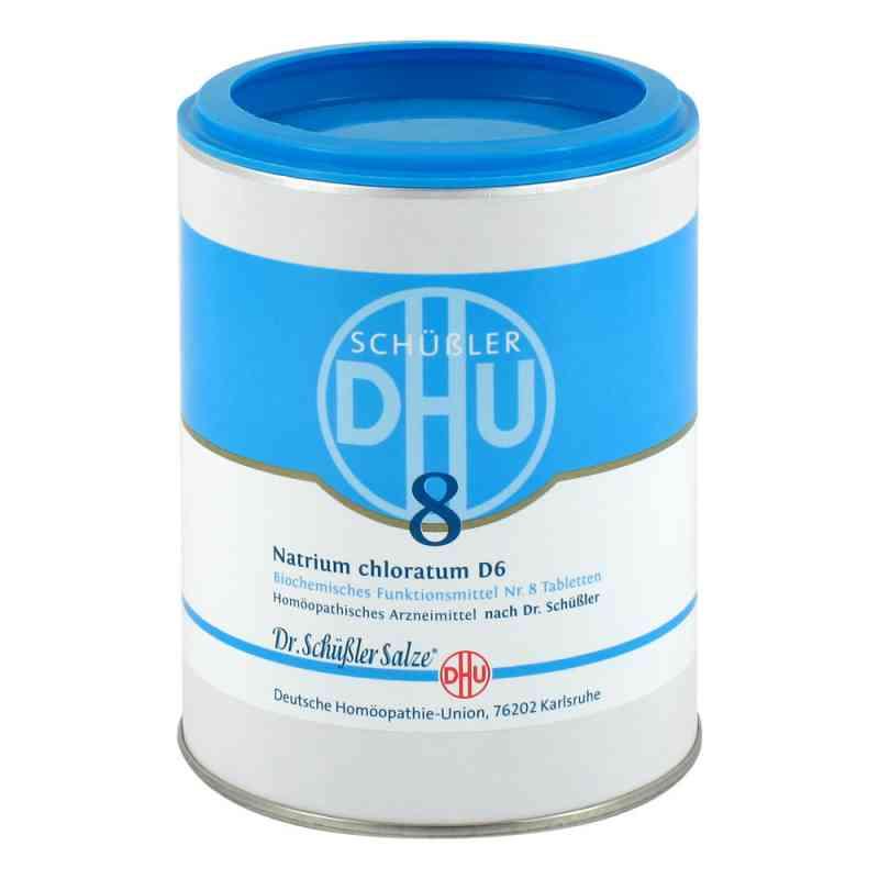 Biochemie Dhu 8 Natrium chlor. D6 Tabletten  bei deutscheinternetapotheke.de bestellen