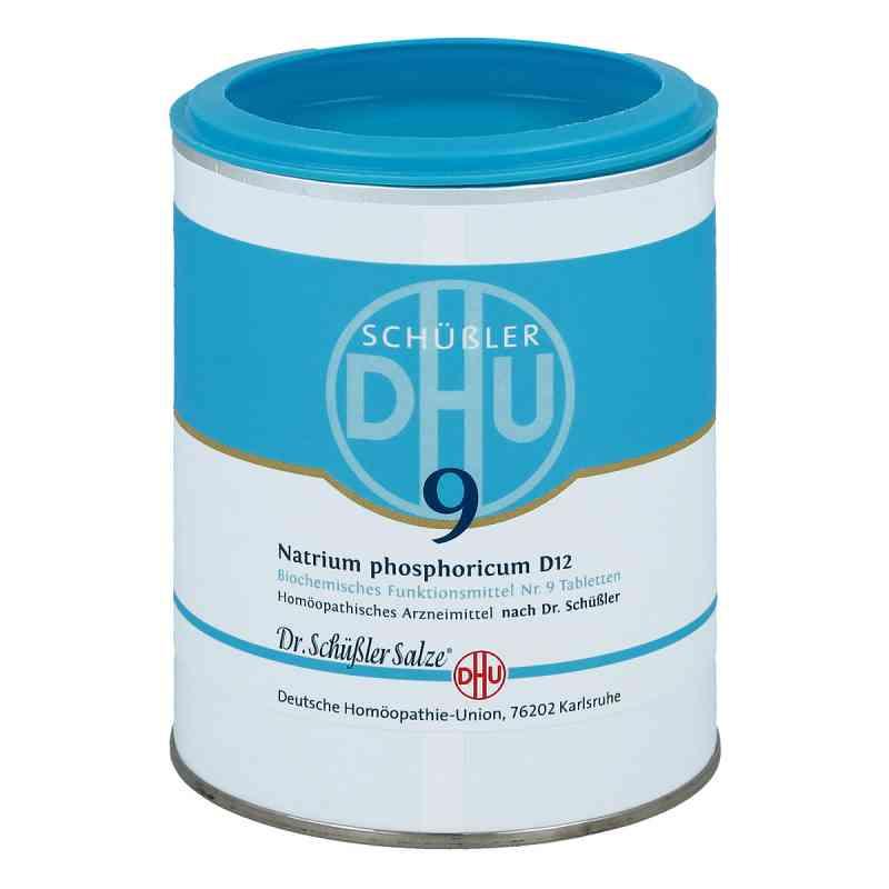 Biochemie Dhu 9 Natrium phosph. D12 Tabletten  bei deutscheinternetapotheke.de bestellen