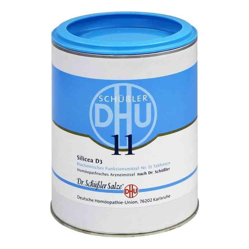 Biochemie Dhu 11 Silicea D3 Tabletten  bei deutscheinternetapotheke.de bestellen