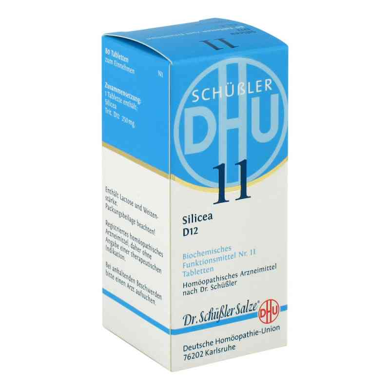 Biochemie Dhu 11 Silicea D6 Tabletten  bei deutscheinternetapotheke.de bestellen