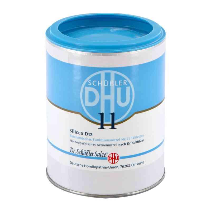 Biochemie DHU Schüßler Salz Nummer 11 Silicea D12  bei deutscheinternetapotheke.de bestellen