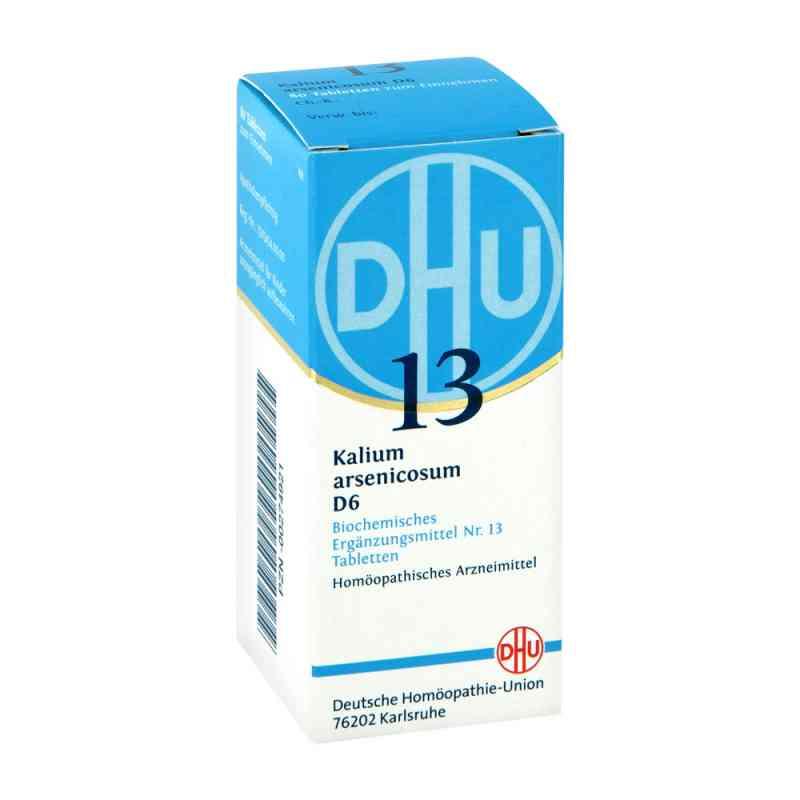 Biochemie Dhu 13 Kalium arsenicosum D6 Tabletten  bei deutscheinternetapotheke.de bestellen