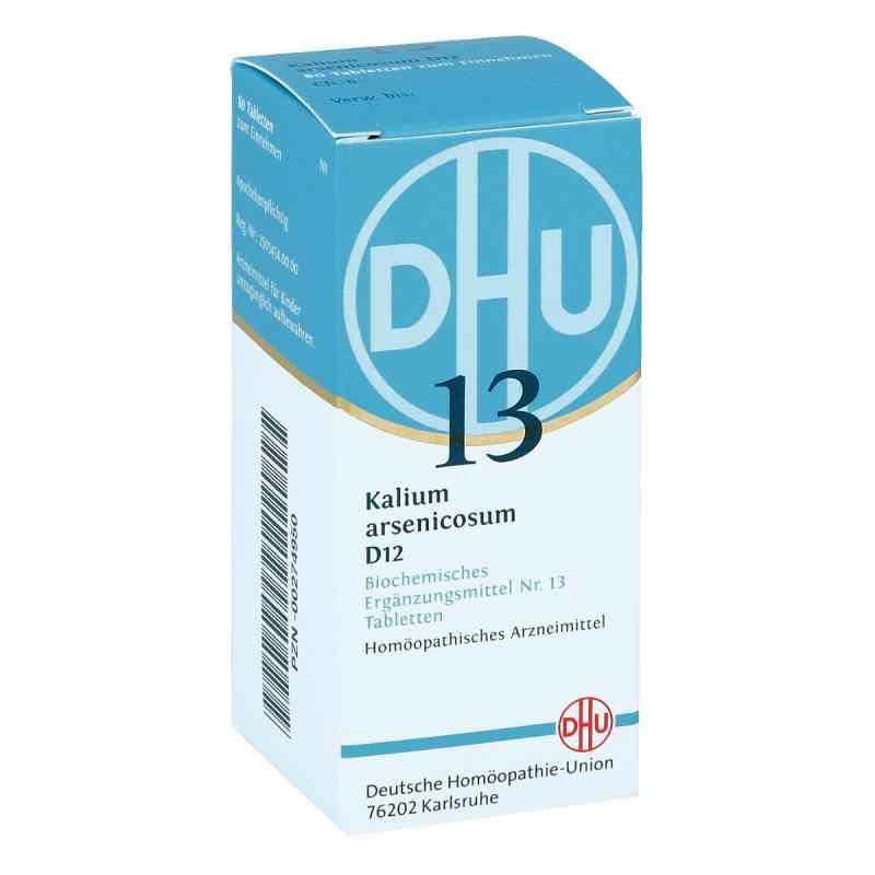 Biochemie Dhu 13 Kalium arsenicosum D12 Tabletten  bei deutscheinternetapotheke.de bestellen
