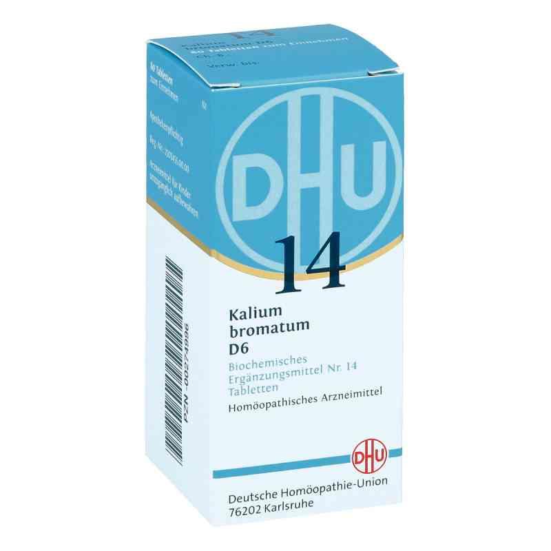 Biochemie Dhu 14 Kalium bromatum D6 Tabletten  bei deutscheinternetapotheke.de bestellen