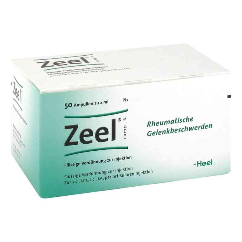 Zeel compositus N Ampullen  bei deutscheinternetapotheke.de bestellen