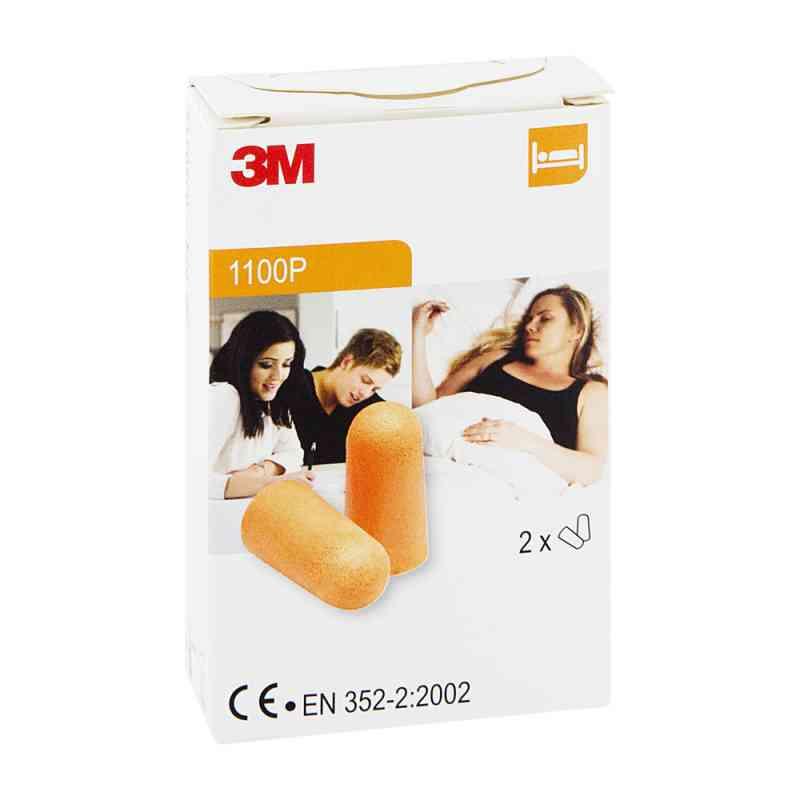 3m Gehörschutzstöpsel 1100 für Einmalgebr.  bei deutscheinternetapotheke.de bestellen