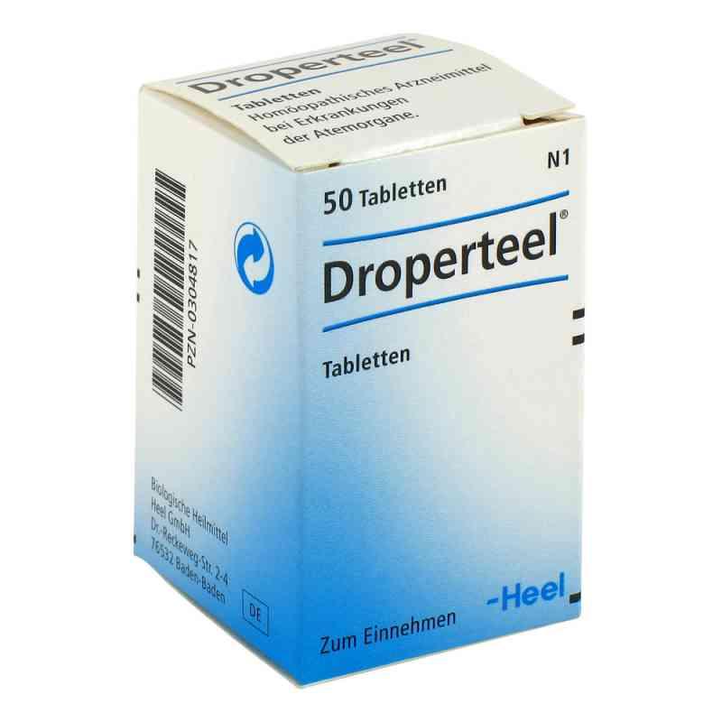 Droperteel Tabletten  bei deutscheinternetapotheke.de bestellen