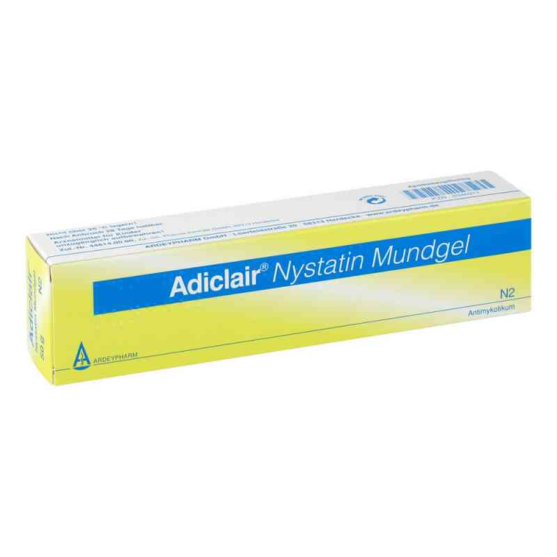 Adiclair Nystatin Mundgel  bei deutscheinternetapotheke.de bestellen