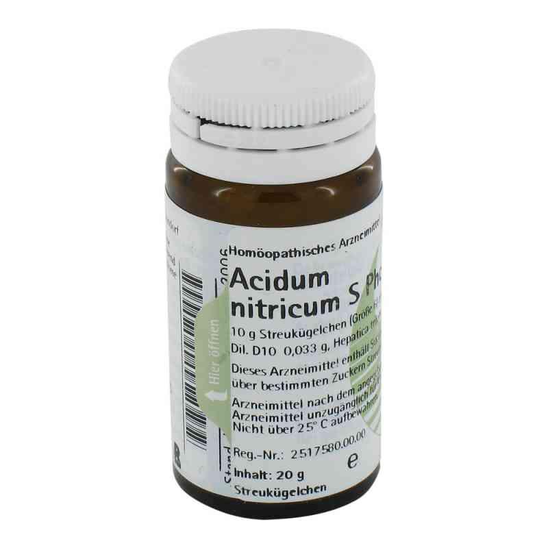 Acidum Nitricum S Phcp Globuli  bei deutscheinternetapotheke.de bestellen
