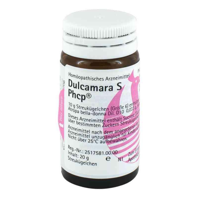 Dulcamara S Phcp Globuli  bei deutscheinternetapotheke.de bestellen