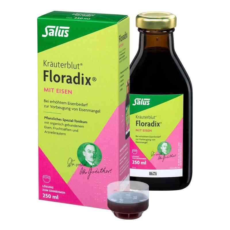 Floradix mit Eisen  bei deutscheinternetapotheke.de bestellen