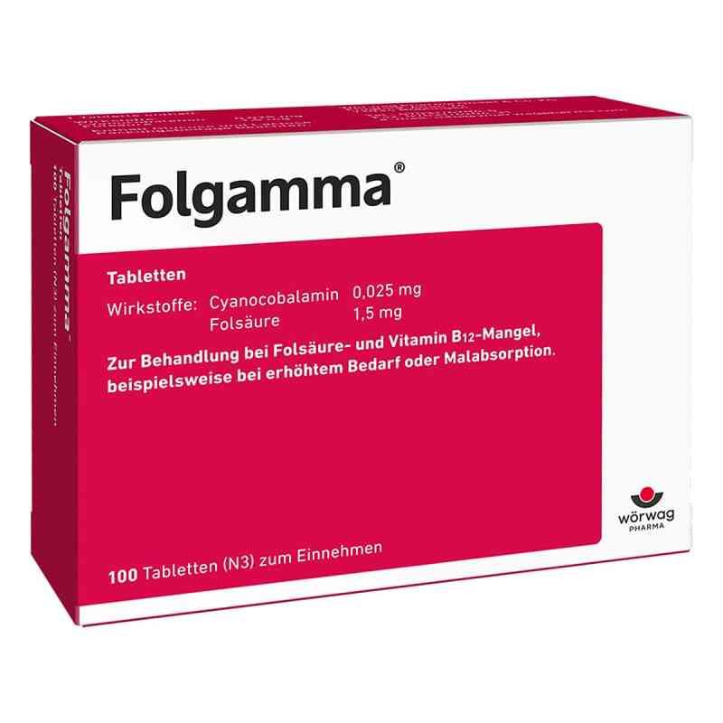 Folgamma Tabletten  bei deutscheinternetapotheke.de bestellen