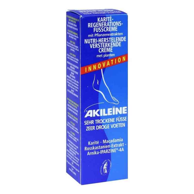 Akileine Nutri-repair Karite-regen.-fusscreme  bei deutscheinternetapotheke.de bestellen