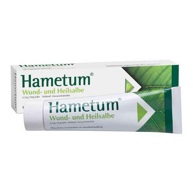 Hametum Wund- und Heilsalbe  bei deutscheinternetapotheke.de bestellen
