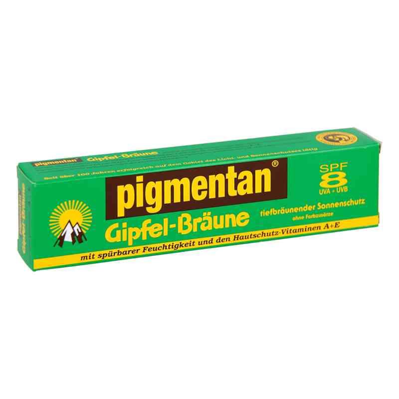 Pigmentan Gipfelbräune Creme Spf 8  bei deutscheinternetapotheke.de bestellen