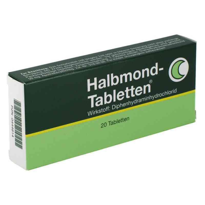 Halbmond-Tabletten 50mg  bei deutscheinternetapotheke.de bestellen