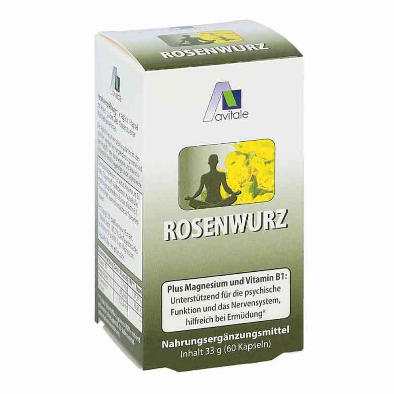 Rosenwurz Kapseln 200 mg  bei deutscheinternetapotheke.de bestellen