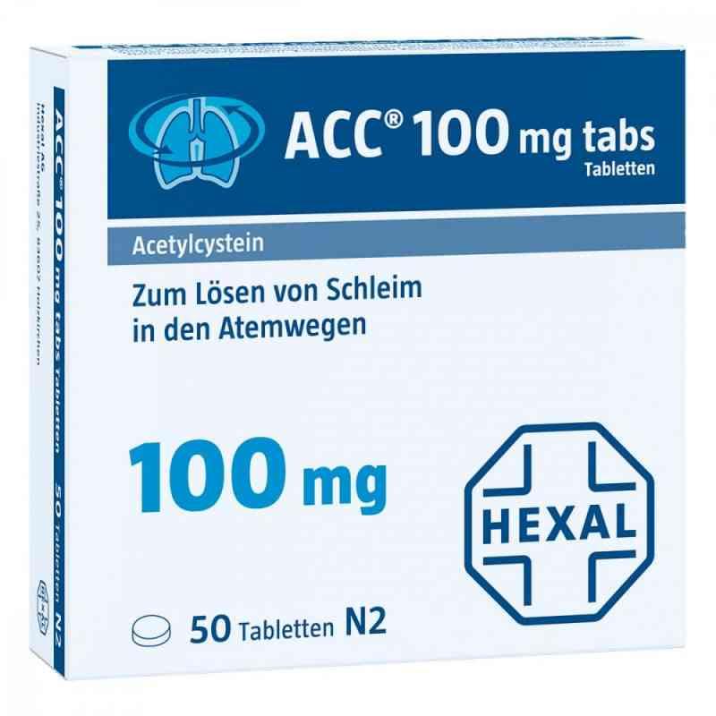 ACC 100mg tabs  bei deutscheinternetapotheke.de bestellen