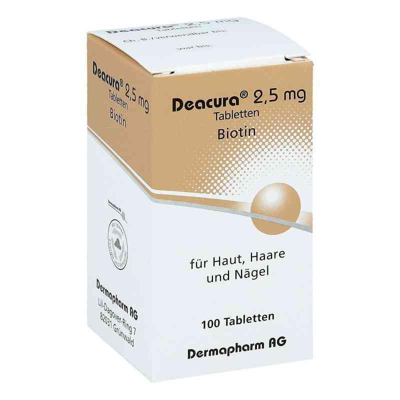 Deacura 2,5 mg Tabletten  bei deutscheinternetapotheke.de bestellen
