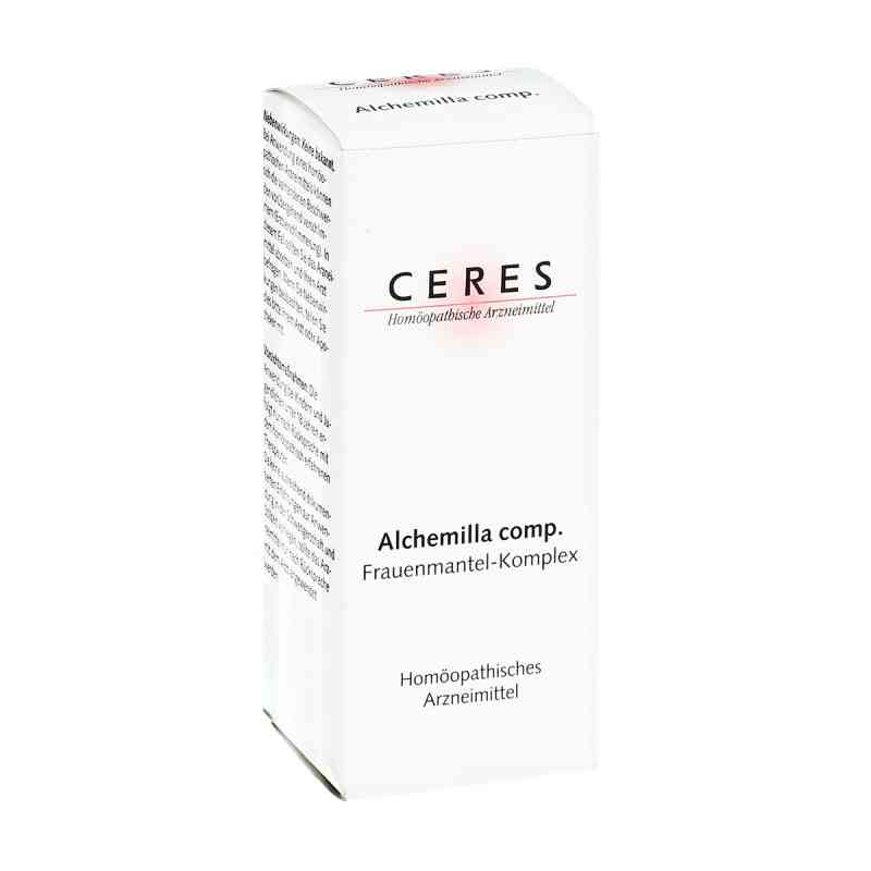 Ceres Alchemilla compositus Tropfen  bei deutscheinternetapotheke.de bestellen