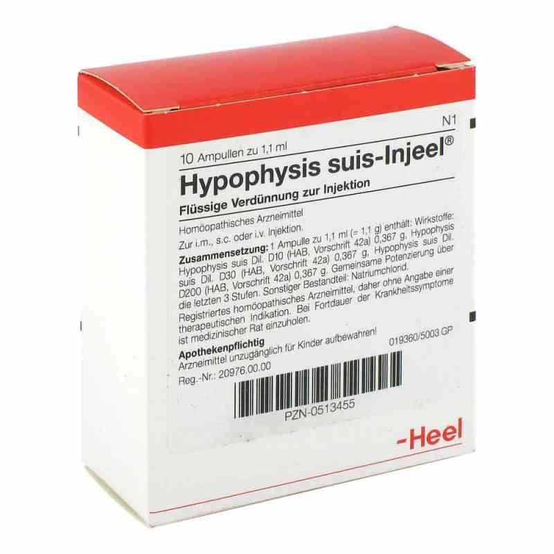 Hypophysis Suis Injeel Ampullen  bei deutscheinternetapotheke.de bestellen