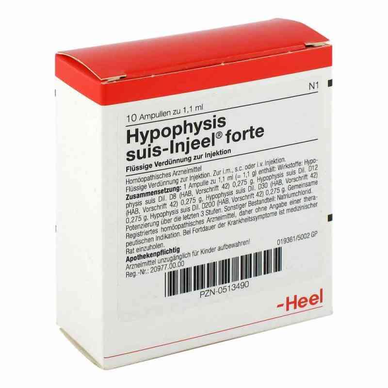 Hypophysis Suis Injeel forte Ampullen  bei deutscheinternetapotheke.de bestellen