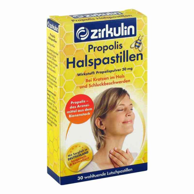 Zirkulin Propolis Halspastillen  bei deutscheinternetapotheke.de bestellen