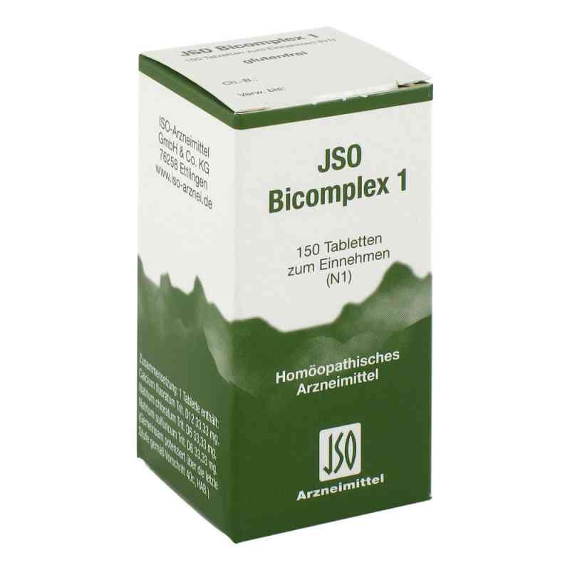 Jso Bicomplex Heilmittel Nummer  1  bei deutscheinternetapotheke.de bestellen