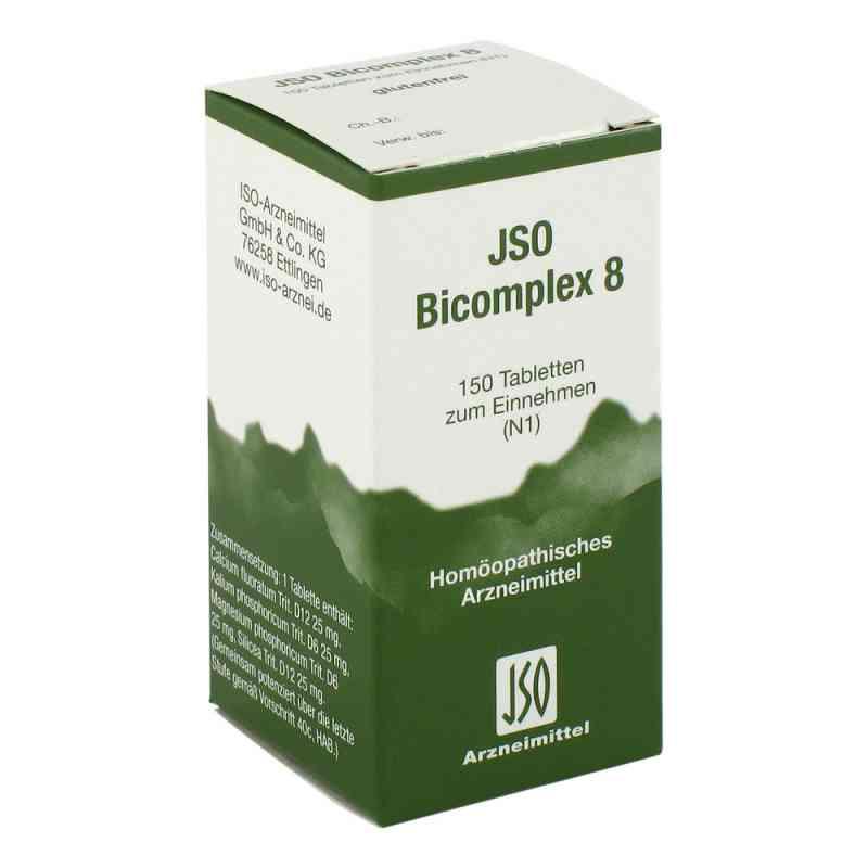 Jso Bicomplex Heilmittel Nummer  8  bei deutscheinternetapotheke.de bestellen