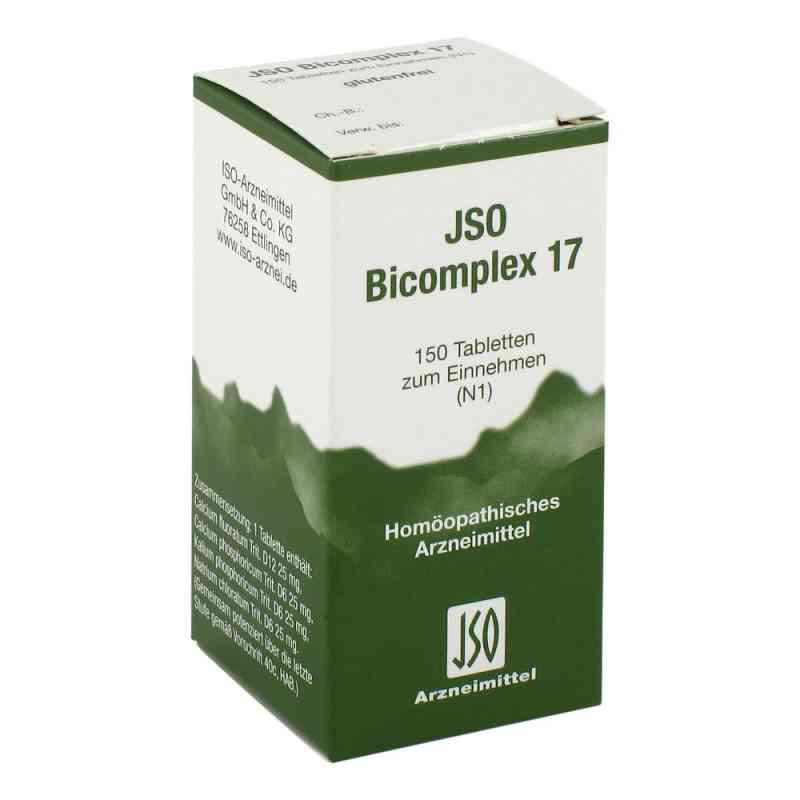Jso Bicomplex Heilmittel Nummer  17  bei deutscheinternetapotheke.de bestellen