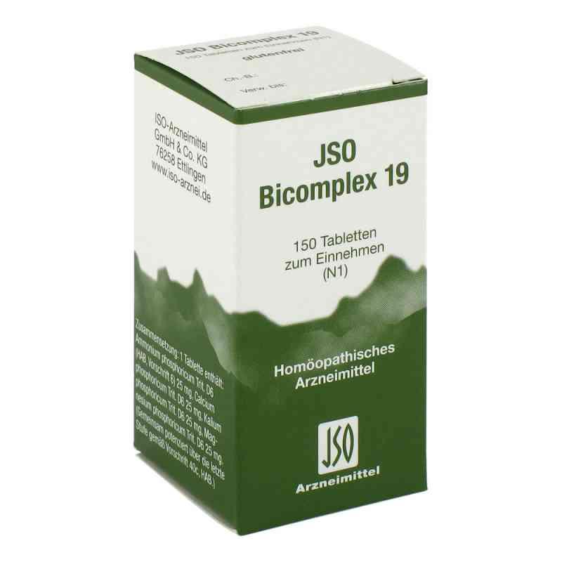 Jso Bicomplex Heilmittel Nummer  19  bei deutscheinternetapotheke.de bestellen