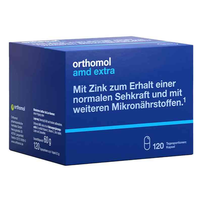 Orthomol Amd extra Kapseln  bei deutscheinternetapotheke.de bestellen