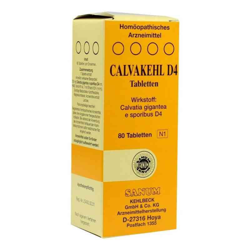 Calvakehl D4 Tabletten  bei deutscheinternetapotheke.de bestellen