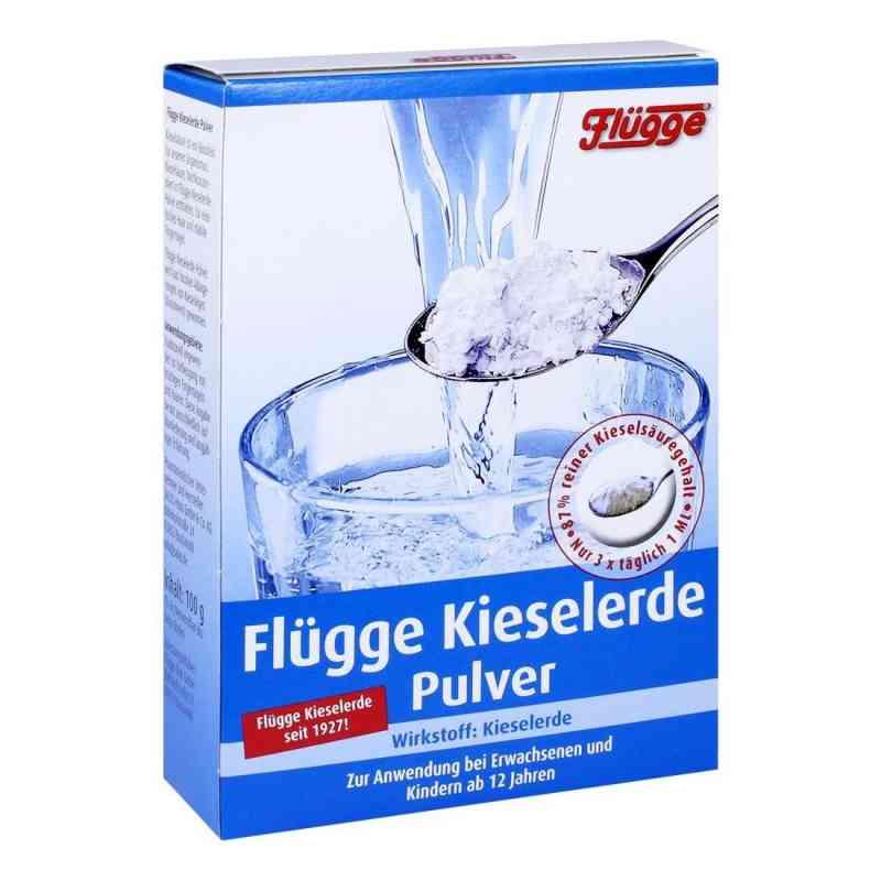Flügge Kieselerde Pulver  bei deutscheinternetapotheke.de bestellen