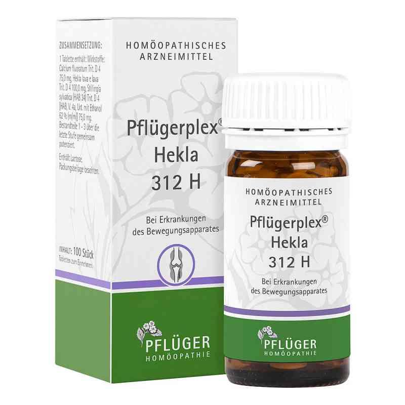 Pflügerplex Hekla 312 H Tabletten  bei deutscheinternetapotheke.de bestellen