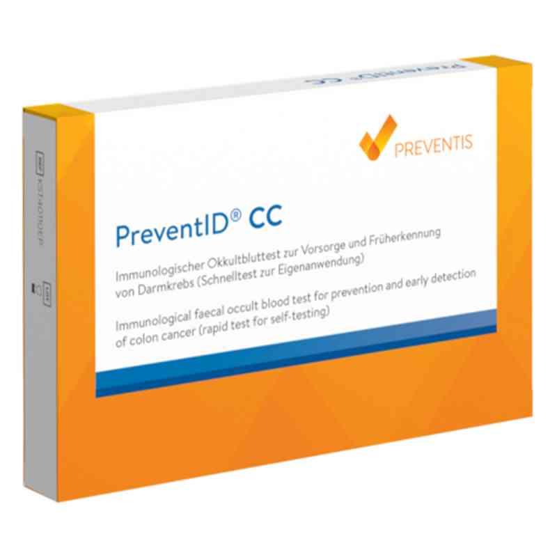 Preventid Cc Test  bei deutscheinternetapotheke.de bestellen
