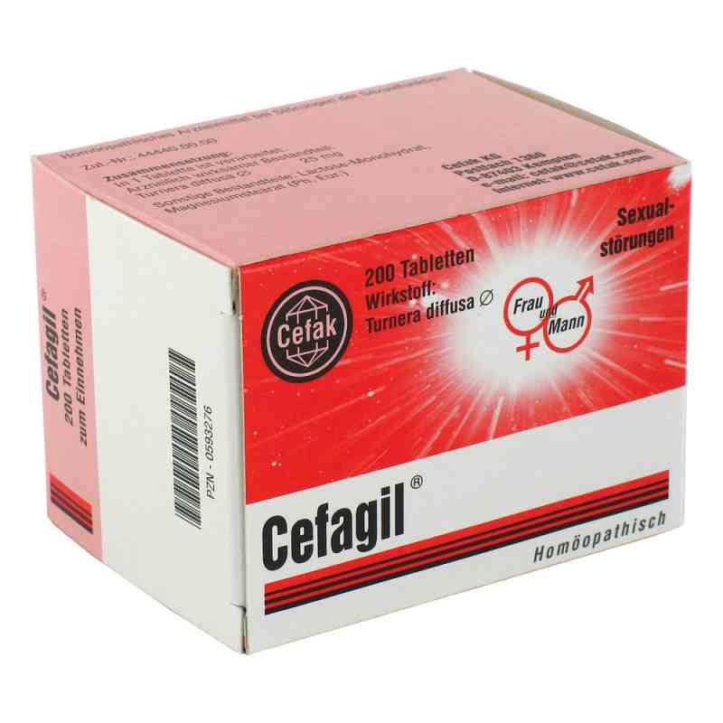 Cefagil Tabletten  bei deutscheinternetapotheke.de bestellen