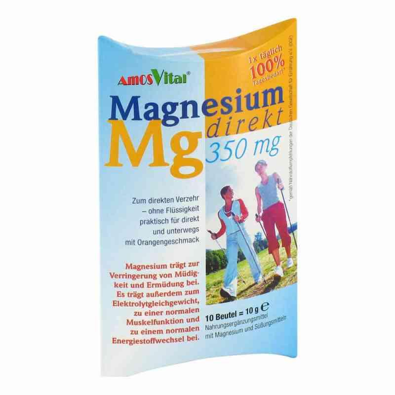 Magnesium Direkt 350 mg Beutel  bei deutscheinternetapotheke.de bestellen