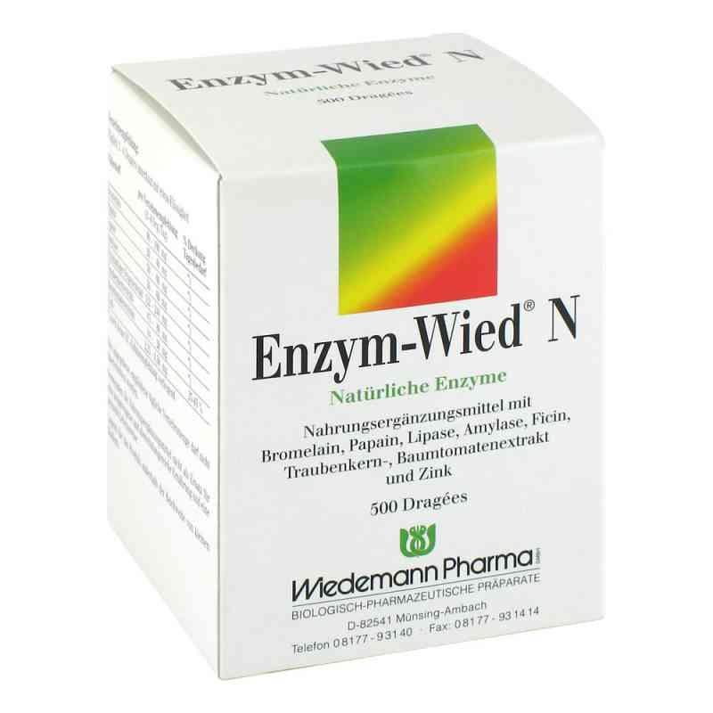 Enzym Wied N Dragees  bei deutscheinternetapotheke.de bestellen